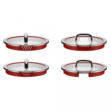 wmf induktionst pfe 4 teilig cromargan hochwertige kocht pfe im test. Black Bedroom Furniture Sets. Home Design Ideas