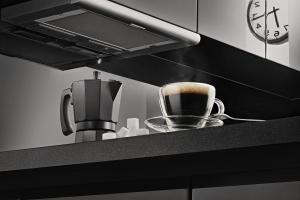 Espressokocher für Induktionsherd