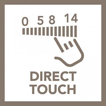 AEG direkt touch Kontrolle